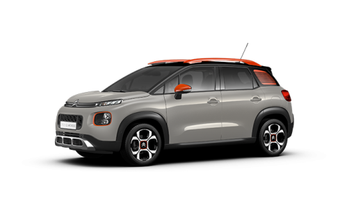 Citroen C3 Aircross SUV P/T82 Manual Feel