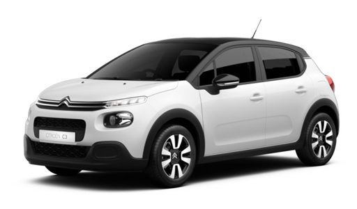 Citroën C3 P/T83 Manual Feel