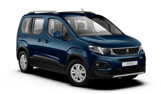 ALL-NEW Peugeot Rifter Active Standard 1.2 PureTech 110