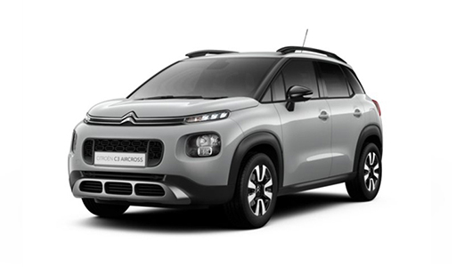 C3 Aircross P/T110 Flair in Silver