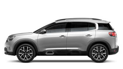 New C5 Aircross SUV Flair Plus