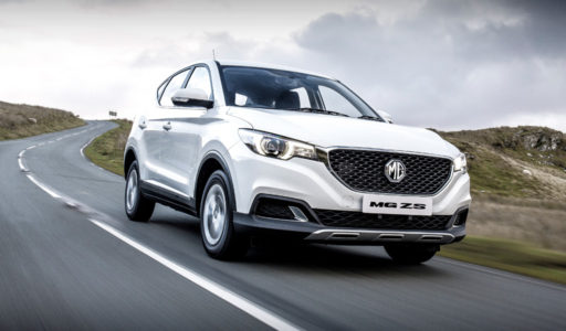 MG ZS (PETROL) OFFERS