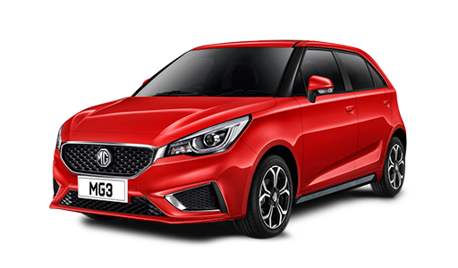 MG3 Exclusive Nav