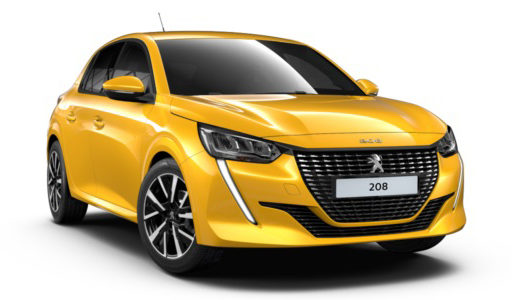 Peugeot 208 Allure PT100
