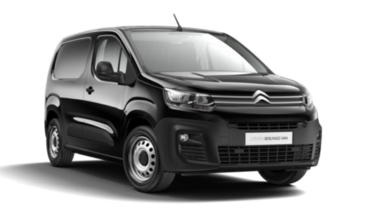 Berlingo 75 M Enterprise in Black