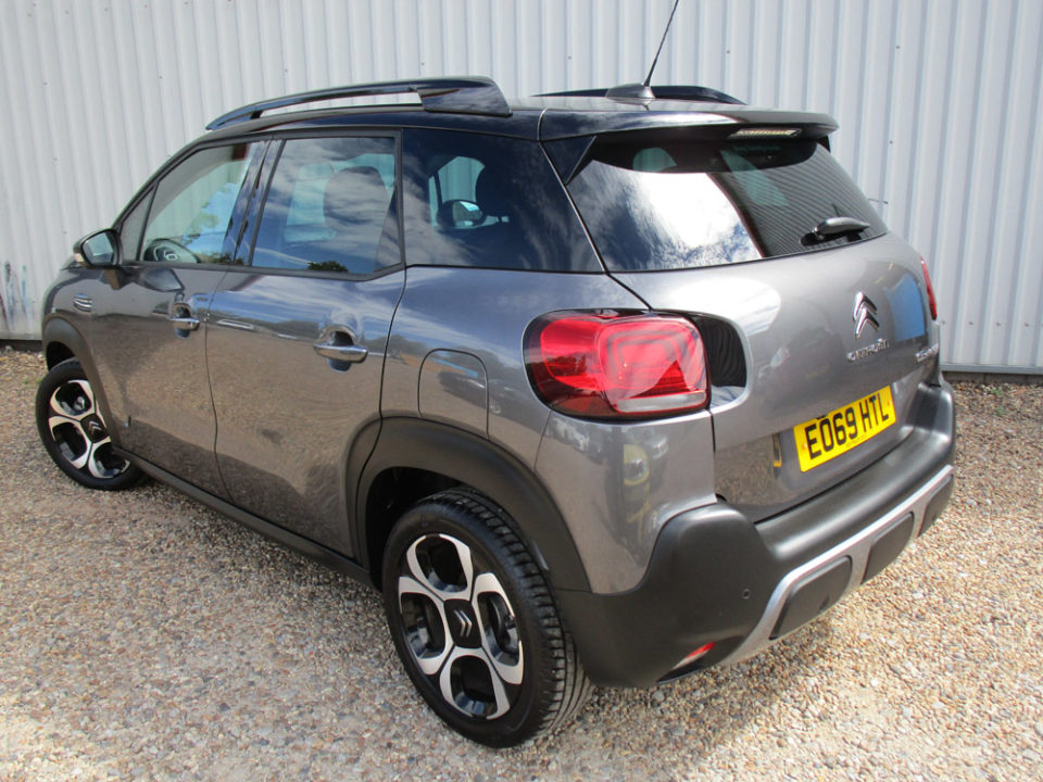Citroen C3 Aircross 1.2 PureTech Flair (s/s) 5dr