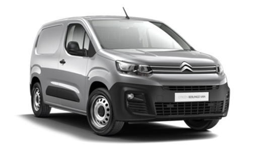 Berlingo 75 M Enterprise Platinum Grey