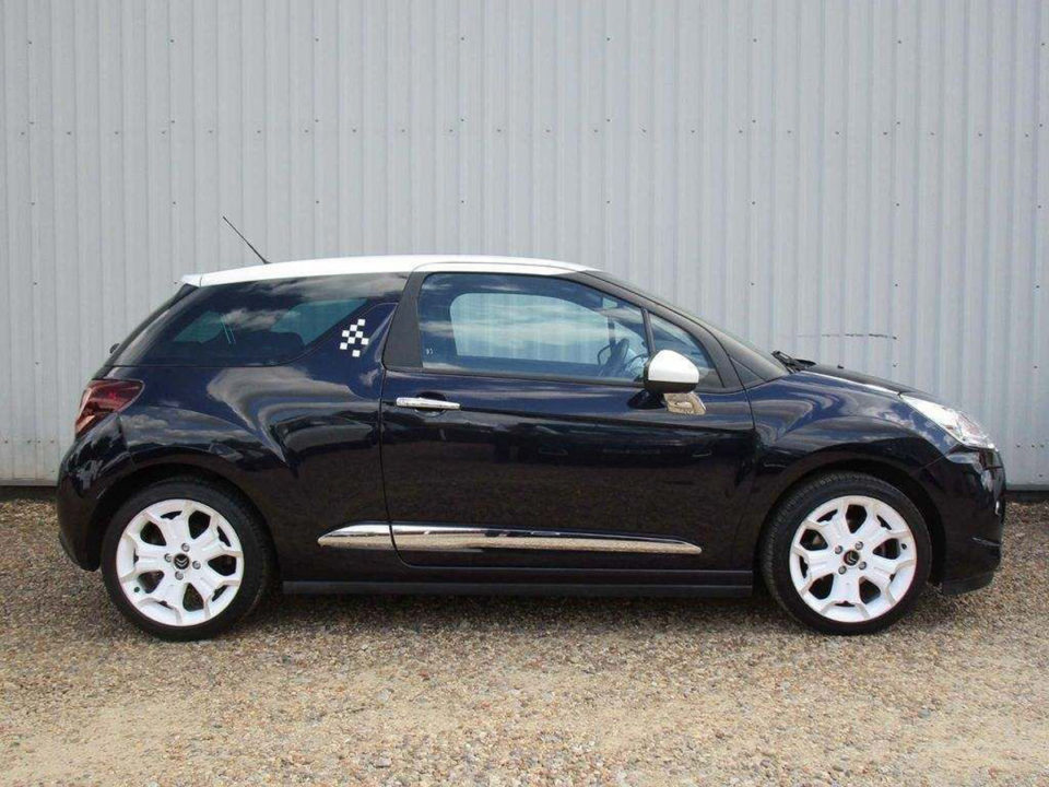 Citroen DS3 1.6 e-HDi DStyle Ice 3dr