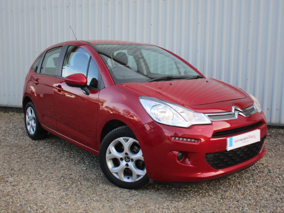 Citroen C3 1.6 BlueHDi Edition 5dr