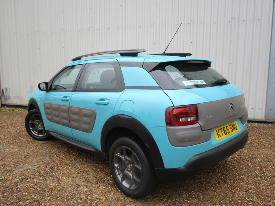 Citroen C4 Cactus 1.5 BlueHDi Feel 5dr 2016