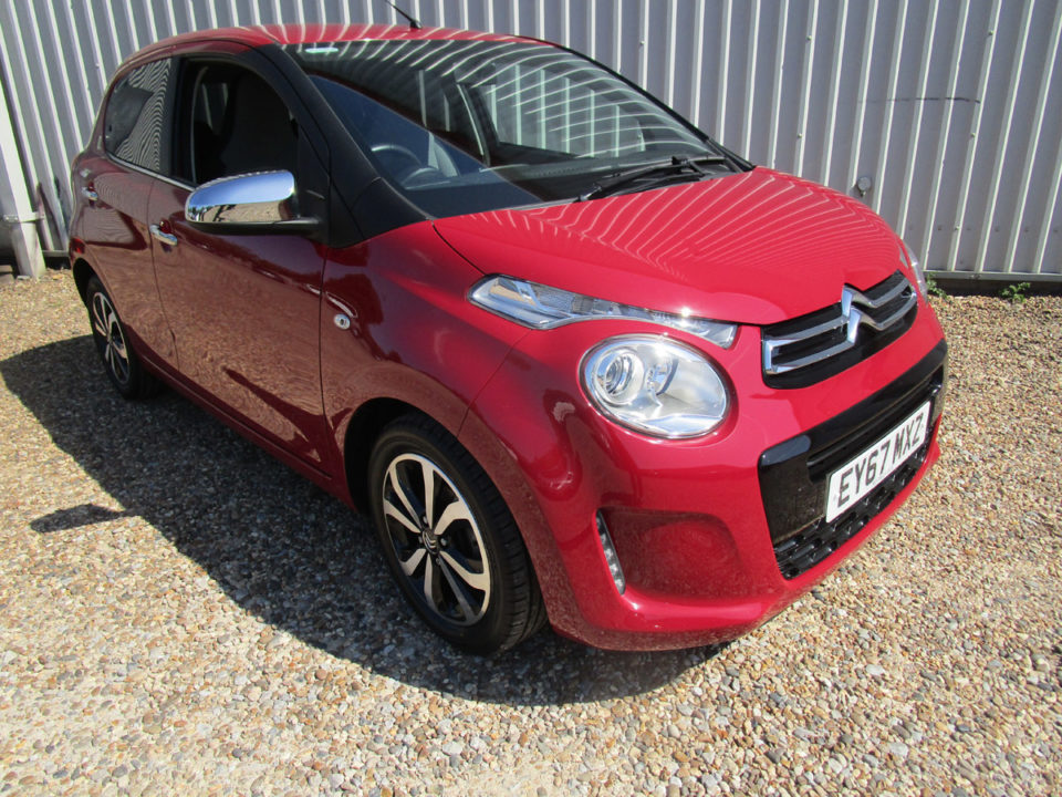 Citroen C1 1.2 PureTech Flair 5dr