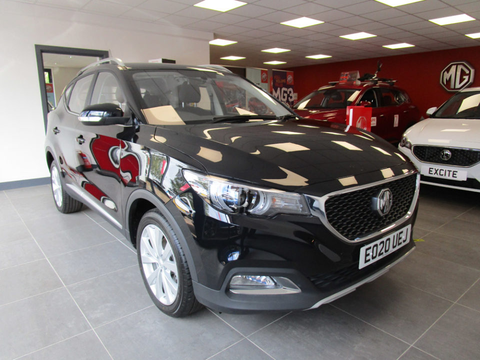 MG ZS 1.5 VTi-TECH Excite (s/s) 5dr