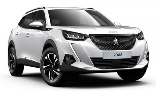 All-new PEUGEOT 2008 Allure Premium PureTech 100 S&S