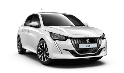 All-New Peugeot 208 Allure PureTech 100 S&S – Automatic