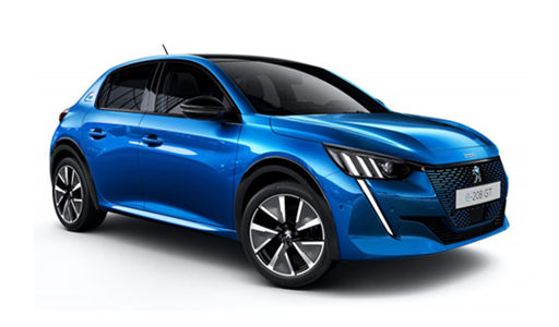 All-New Peugeot 208 Electric 50 kWh 136