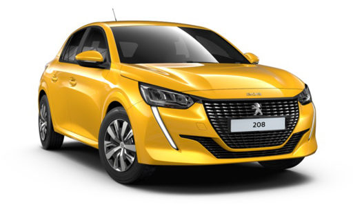 All-New 208 Active Premium PT100 Manual in Faro Yellow