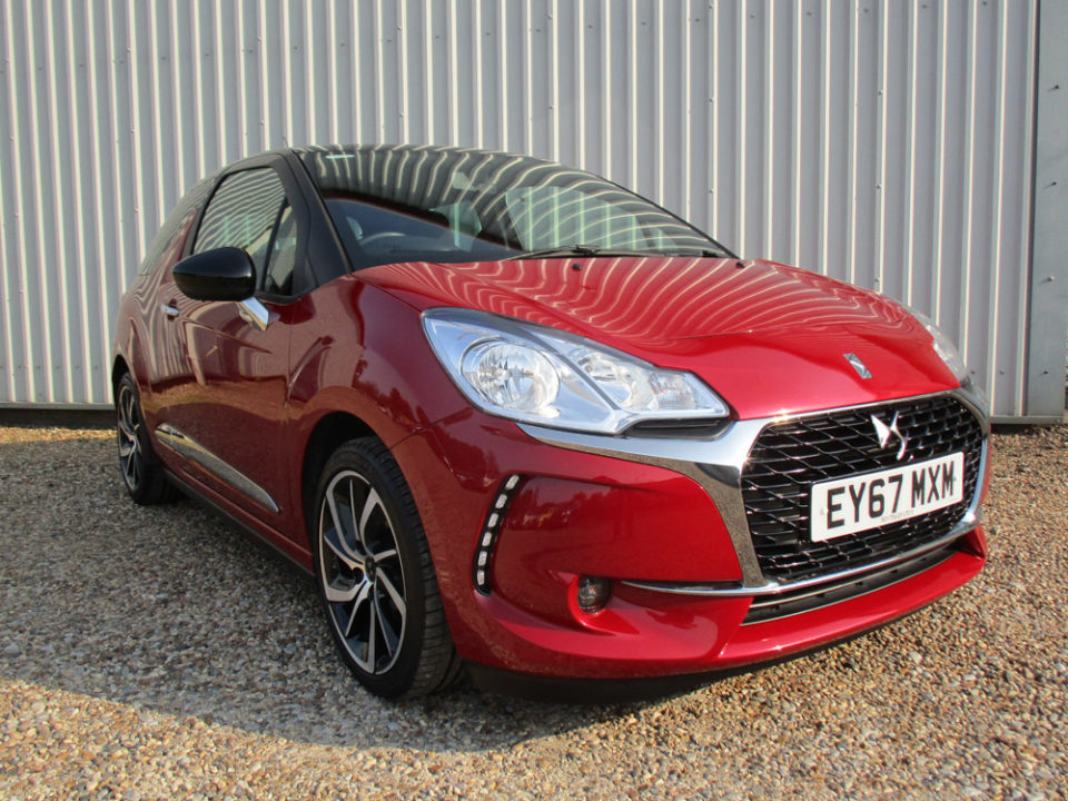DS Automobiles DS 3 1.2 PureTech Connected Chic 3dr