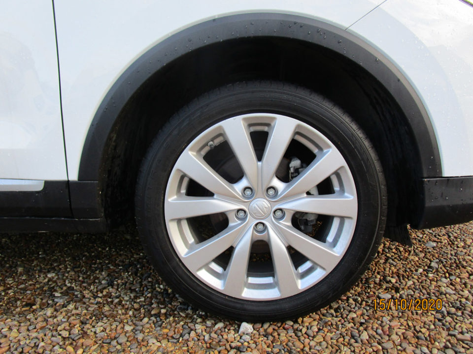 MG MGZS 1.0 T-GDI Exclusive Auto 5dr