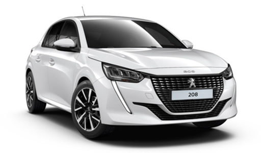 Peugeot 208 Allure Premium PT 100 Manual in Bianca White