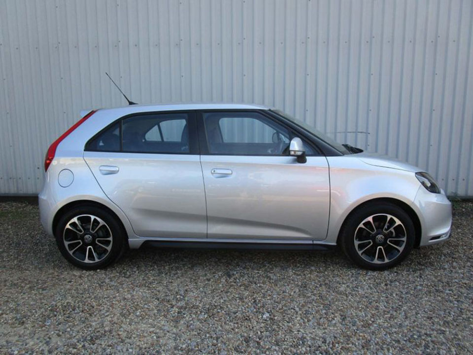 MG MG3 1.5 VTi-TECH 3Style Lux (s/s) 5dr