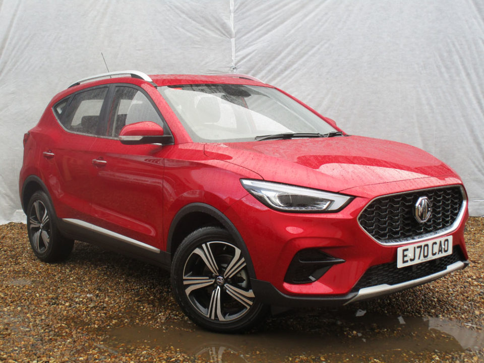 MG MGZS 1.0 T-GDI Excite Auto 5dr
