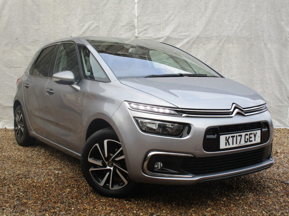 Citroen Grand C4 Picasso 1.6 BlueHDi Flair EAT6 (s/s) 5dr