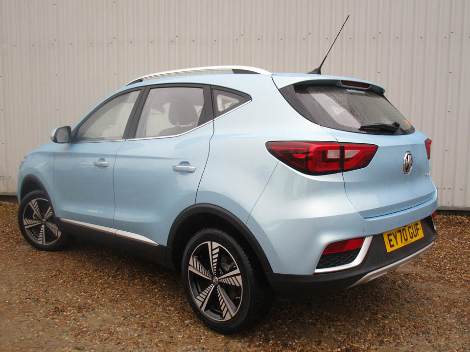 MGZS 44.5kWh Exclusive EV Auto 5dr