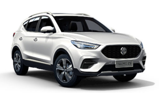 MG ZS 0% APR OFFER with NO DEPOSIT