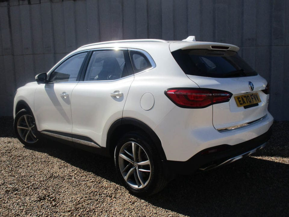 MG HS 1.5 T-GDI 16.6 kWh Exclusive Auto (s/s) 5dr